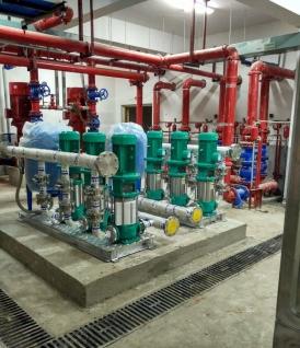 湖南省长沙市小时代广场项目-智能箱式泵站