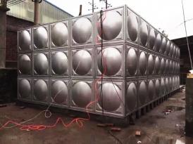 江西省萍乡市正大陶瓷厂项目-150立方智能箱泵一体化设备