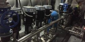 湖南省长沙洋湖时代广场项目-智能化箱式泵站