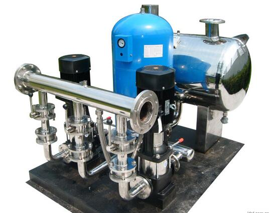 无负压供水设备 二次供水加压设备