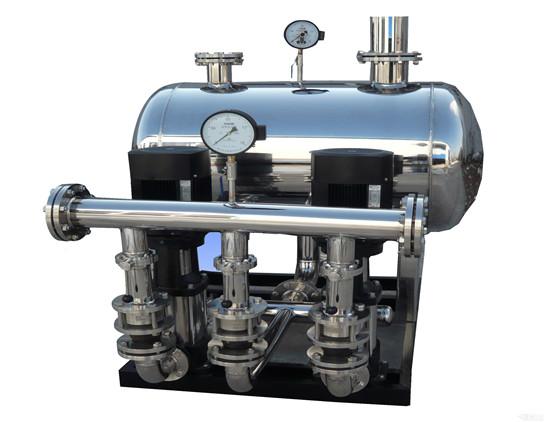 无负压供水设备   一体化箱式泵站