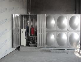 箱式泵站   供水设备厂家